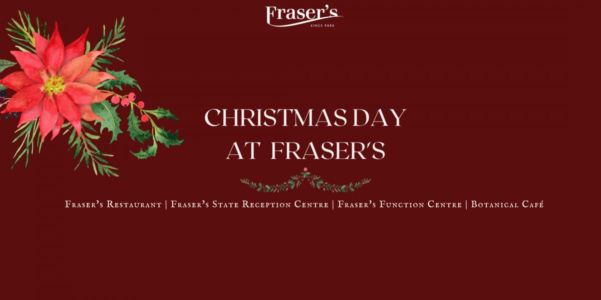 Christmas at Fraser's 2021