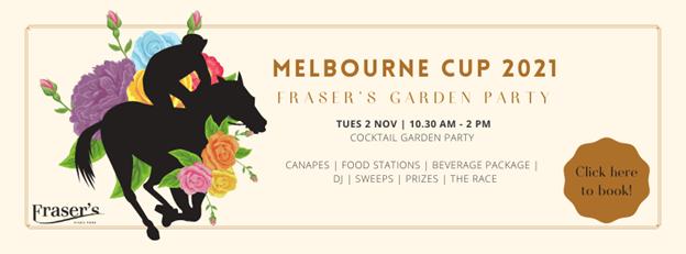 Melbourne Cup at Frasers Restaurant
